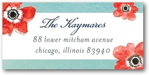 photo of Personalized address labels, Ever So Sweet