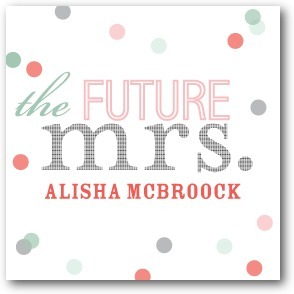 Personalized gift tag stickers, Future Title