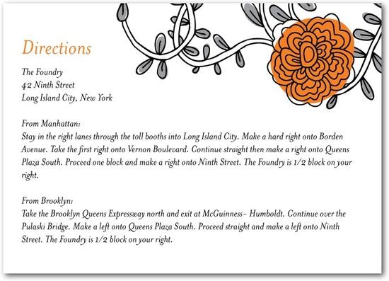 photo of Signature white textured enclosure cards, Dahlia Daydream