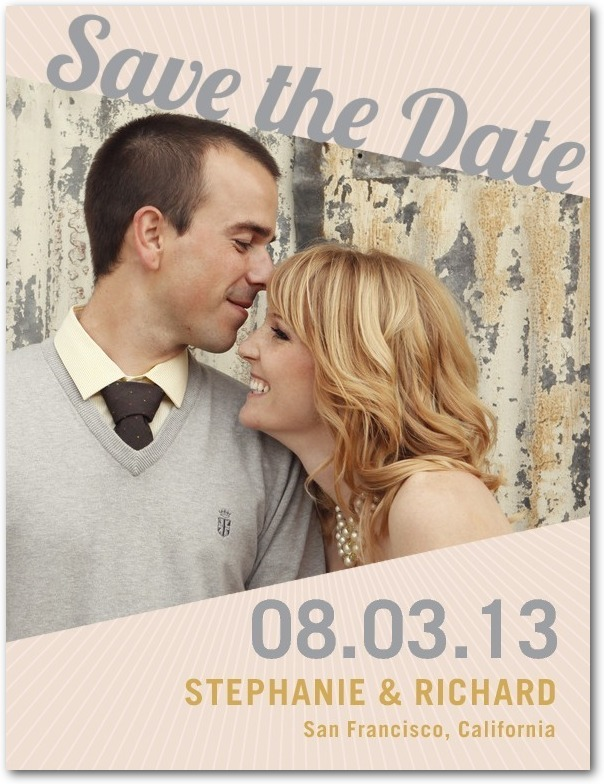 photo of Save the date postcards, Exciting Event