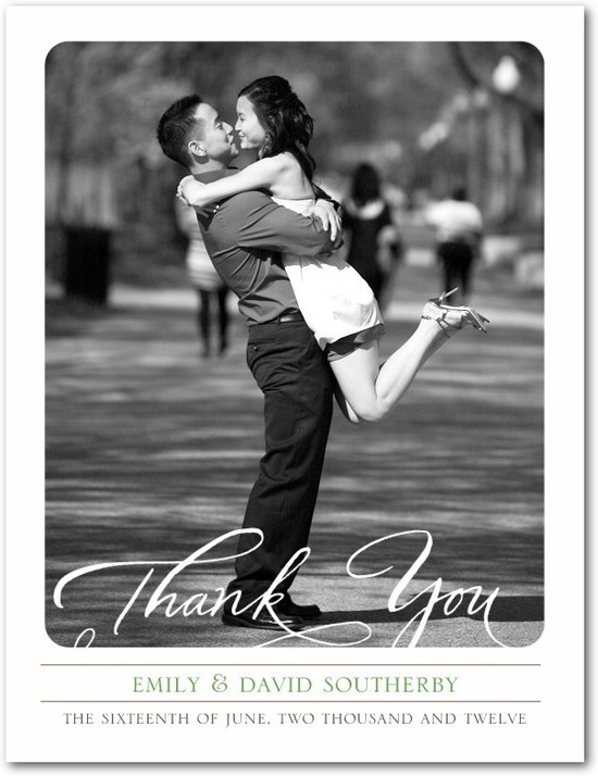 Thank you postcards, Thankful Snapshot