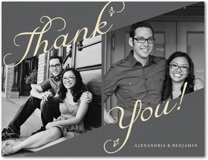 photo of Thank you postcards, Thankful Texture