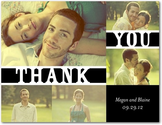 photo of Thank you postcards, Capital Thanks