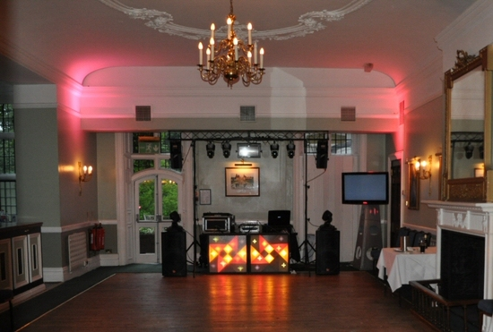 photo of olympic-dj-at-rhinefield-house-new-forest-setup - Copy