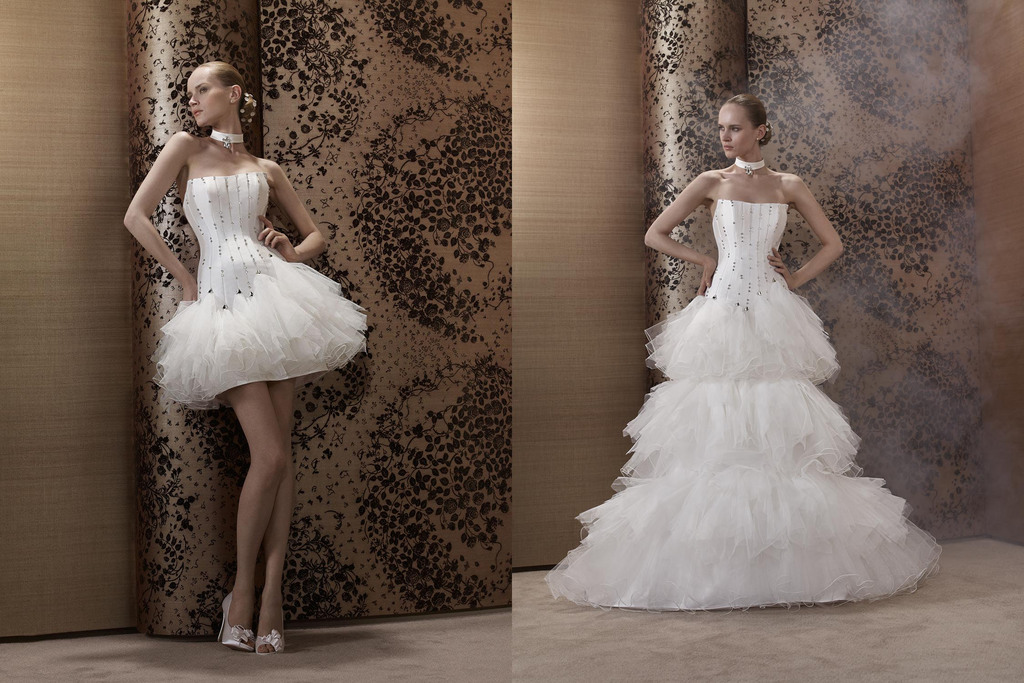 2013 Wedding Dress by Pronuptia Creations KH47