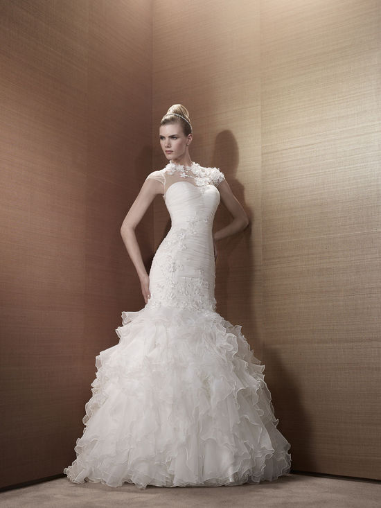 2013 Wedding Dress by Pronuptia Creations LF96