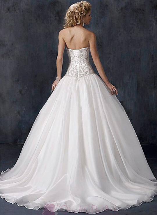 Elegant-exquisite-charming-strapless-ball-skirxt-wedding-dress-w2347.full
