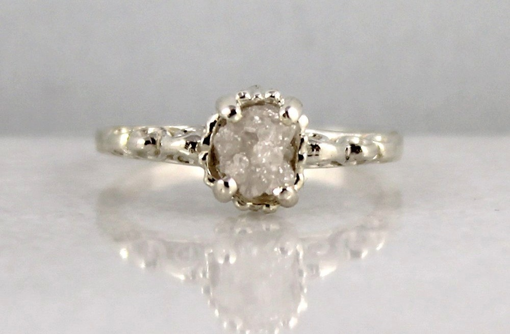 Rough-diamond-engagement-rings-sterling-silver-setting.full