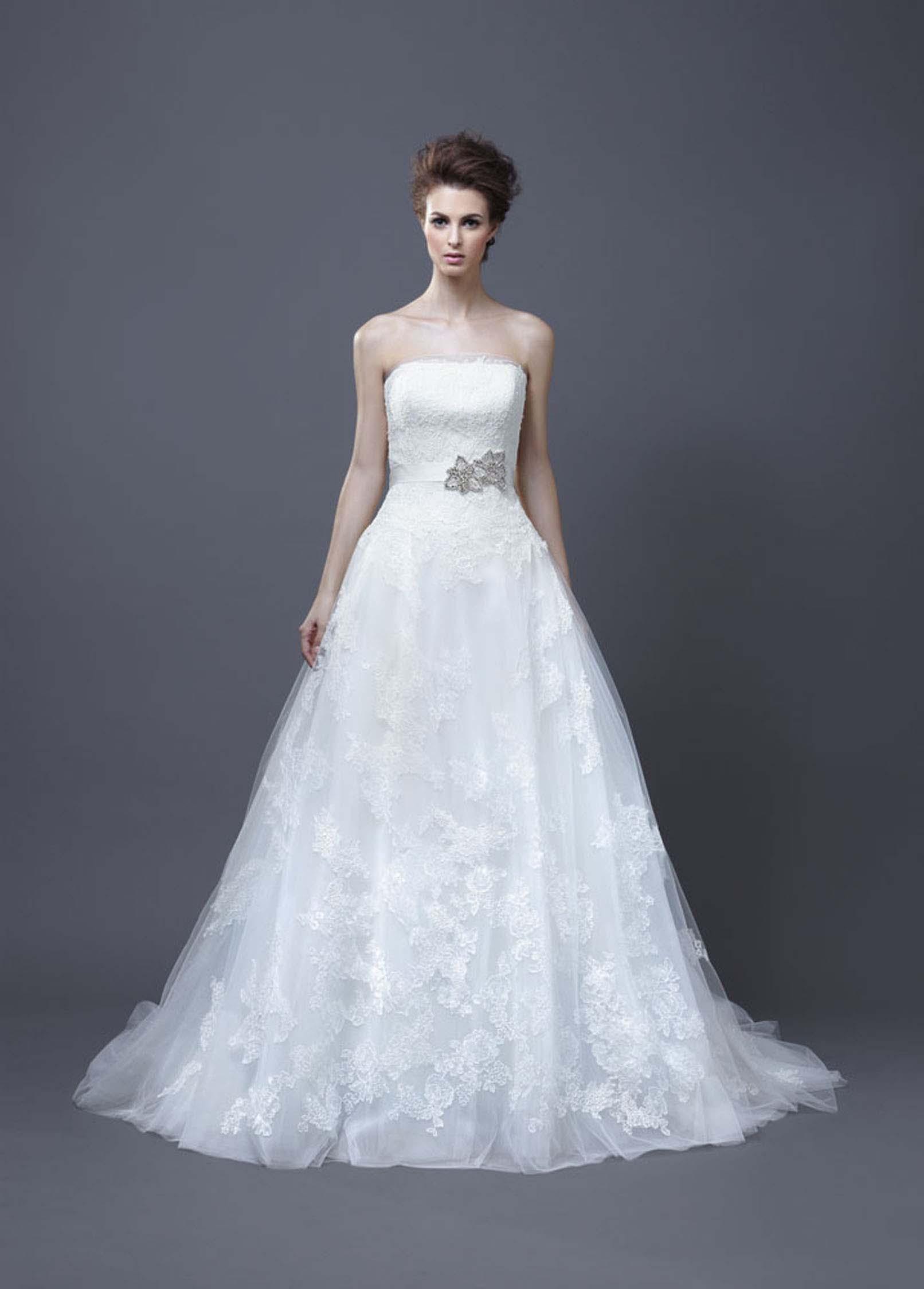 Halo Wedding Dresses 121