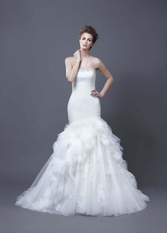 photo of 2013 Wedding Dress by Enzoani Bridal Haldana