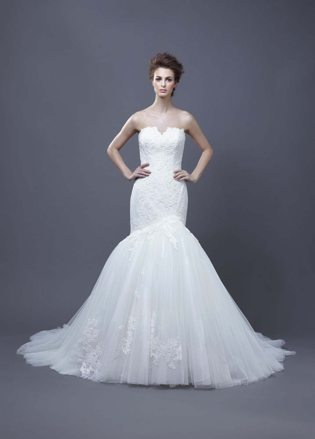 2013 Wedding Dress by Enzoani Bridal Heather