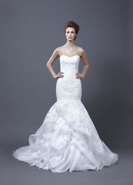 2013 Wedding Dress by Enzoani Bridal Hea