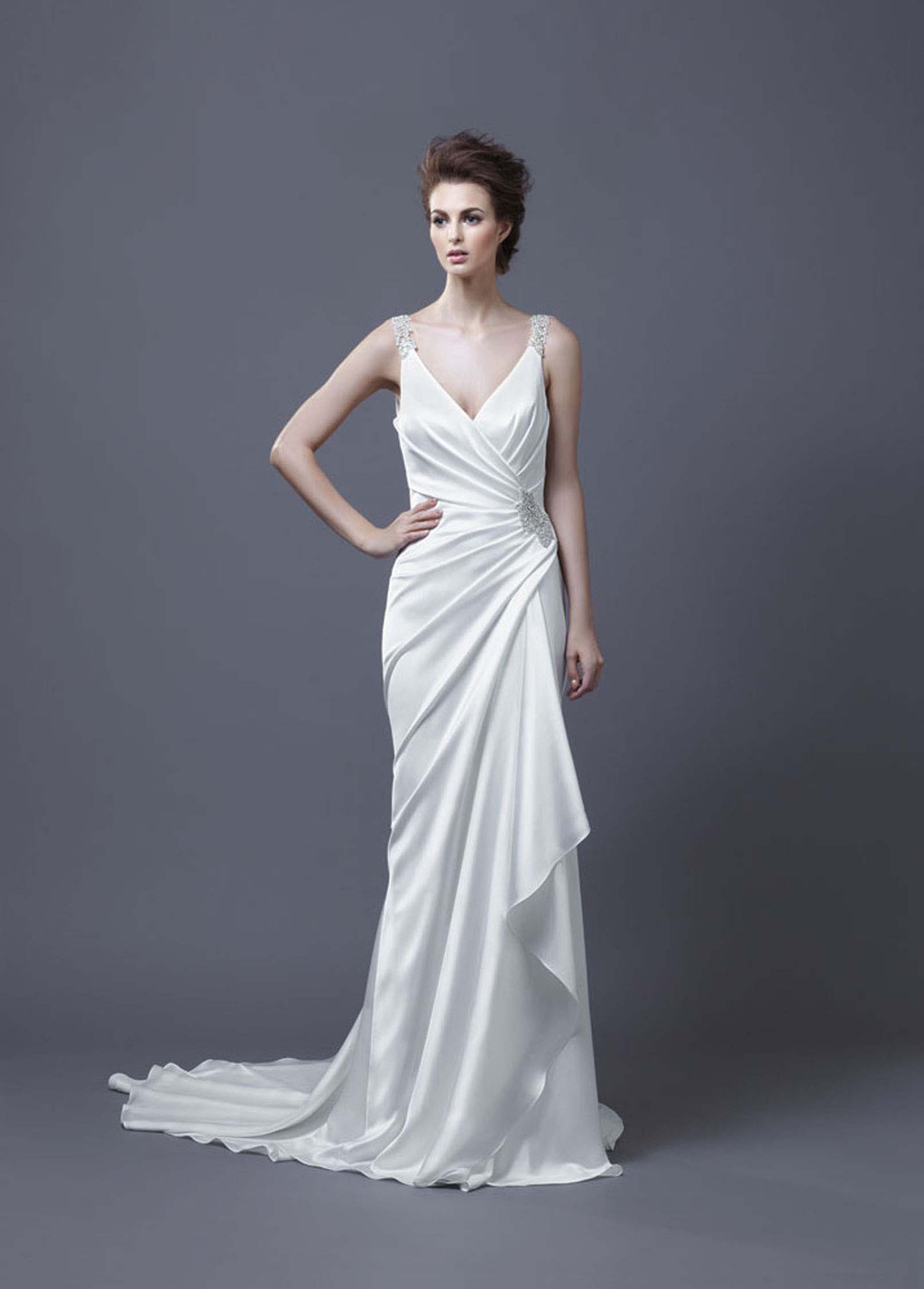 2013 Wedding Dress by Enzoani Bridal Harmony