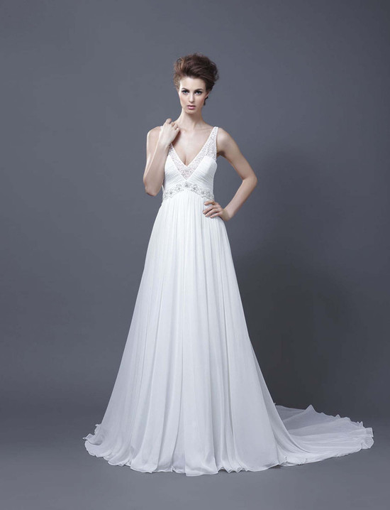 2013 Wedding Dress by Enzoani Bridal Harley