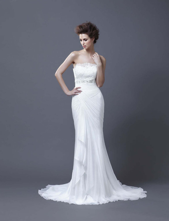 2013 Wedding Dress by Enzoani Bridal Hanya