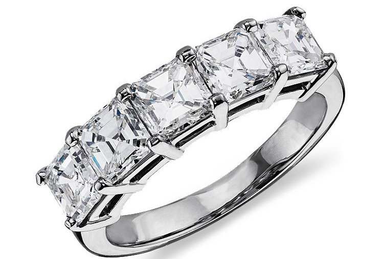 Blue-nile-engagement-rings-asscher-five-stone.full