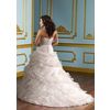 Glamorous-organza-a-line-ssweetheart-neckline-plus-size-wedding-dress-w2092.square