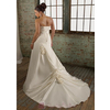 Glamorous-satin-mermaid-sweetheart-neckline-plus-size-wedding-dress-with-beads-and-hsandmade-flowers-w2062.square