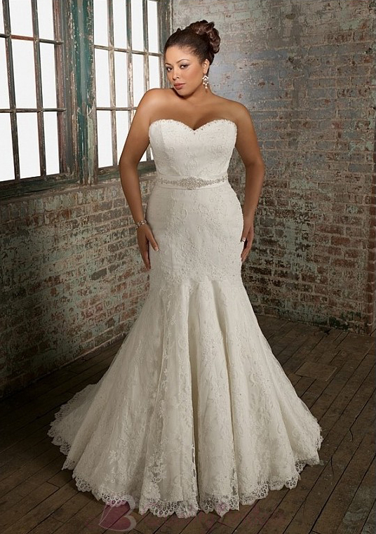 gorgeous-tulle-satin-mermaid-strapless-sweetheart-neckline-plus-size-wedding-dress-with-lace-appliques-beadings-and-manm-w1923