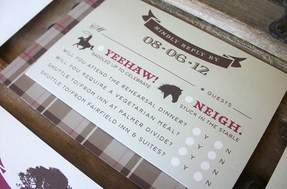 Rustic-woodland-wedding-invitation-with-tartan-border.full