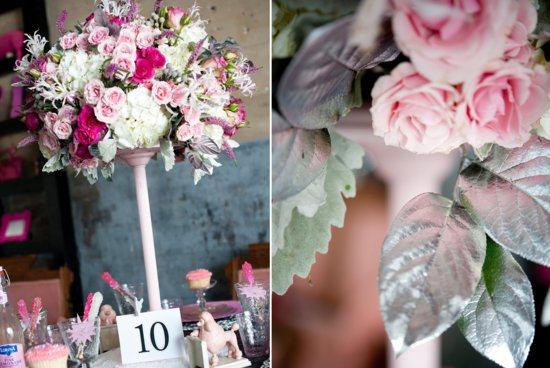 Romantic Wedding Flowers Shades of Pink