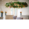 Enchanted-wedding-reception-decor-huge-floral-chandelier.square