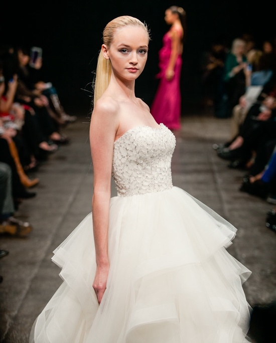 Spring 2013 Wedding Dress Alvina Valenta Bridal Gowns 9308 2