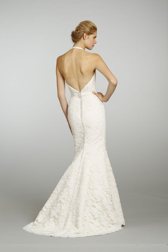 Spring 2013 Wedding Dress Alvina Valenta Bridal 9302
