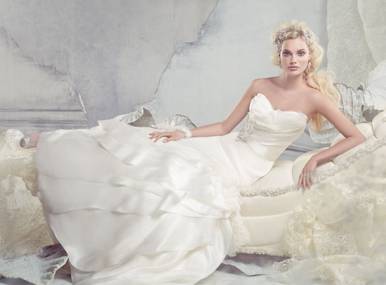 photo of Spectacular Spring 2013 Wedding Dress Collection: Alvina Valenta