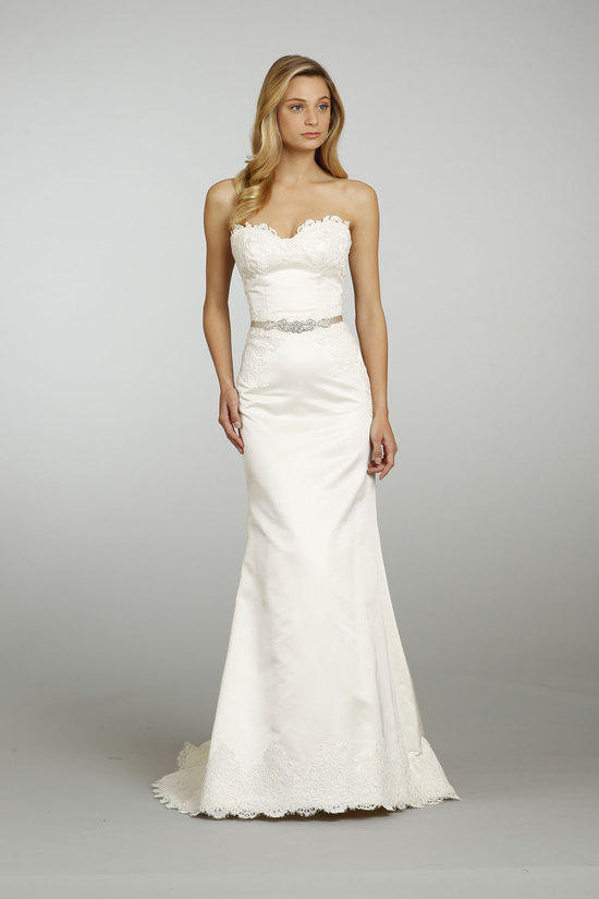 Spring 2013 Wedding Dress Alvina Valenta Bridal 9303
