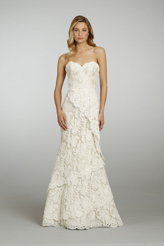 Spring 2013 Wedding Dress Alvina Valenta Bridal 9305