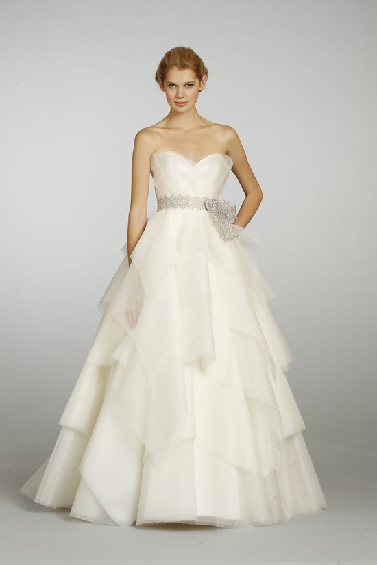 Spring 2013 Wedding Dress Alvina Valenta Bridal 9306