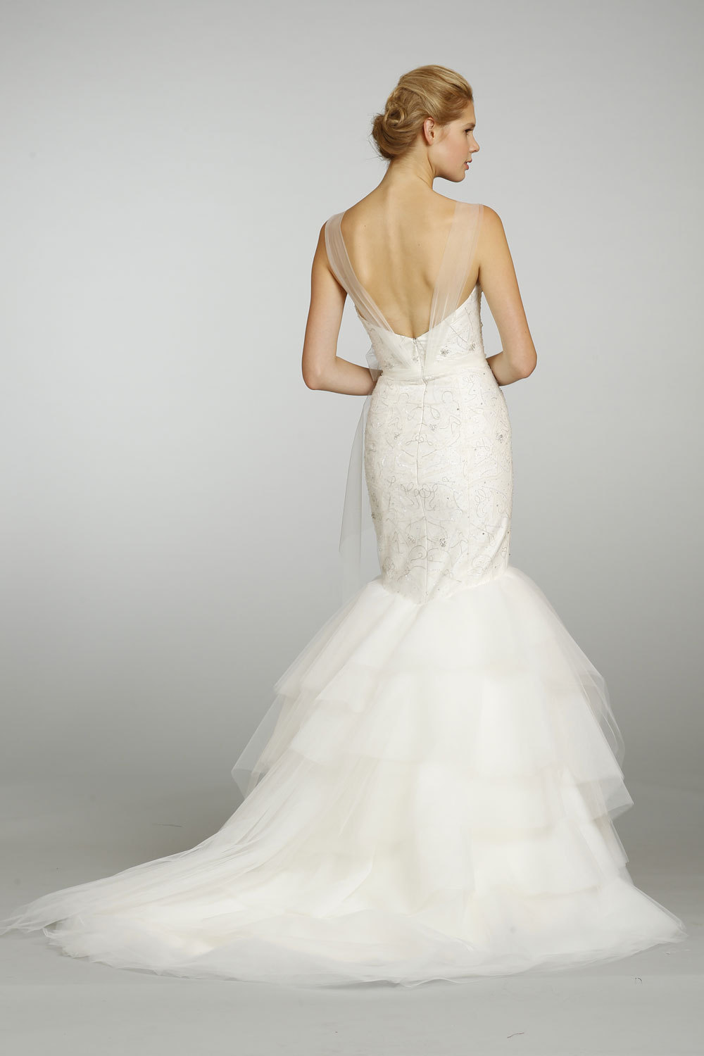 Spring 2013 Wedding Dress Alvina Valenta Bridal 9313