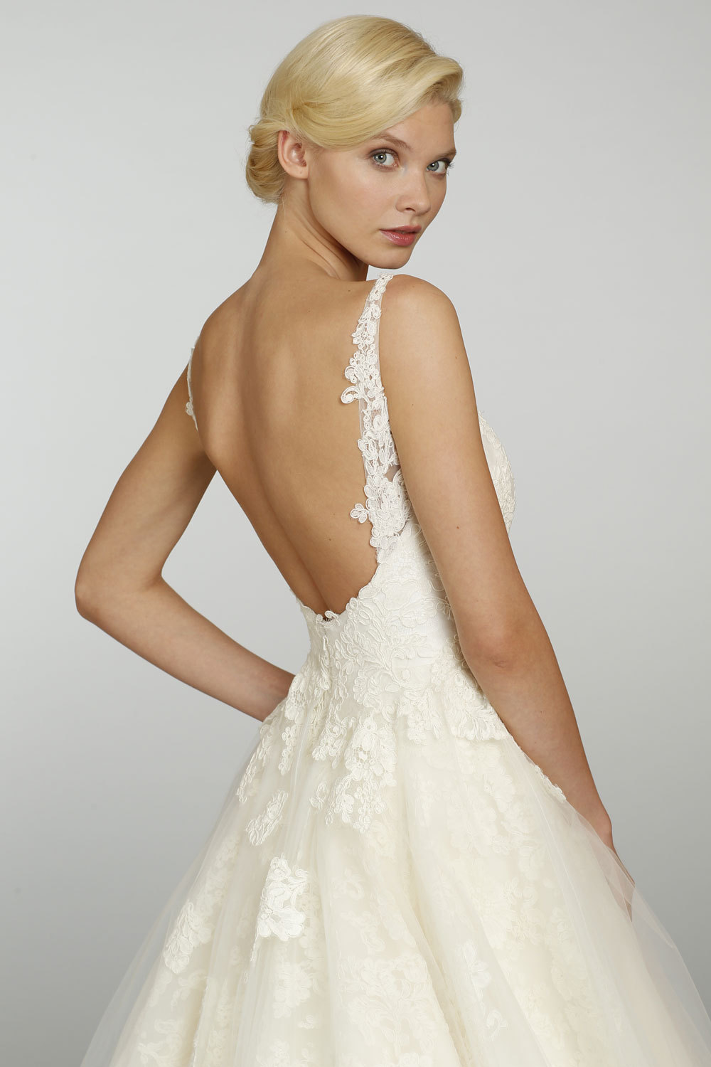 Spring 2013 Wedding Dress Alvina Valenta Bridal 9301