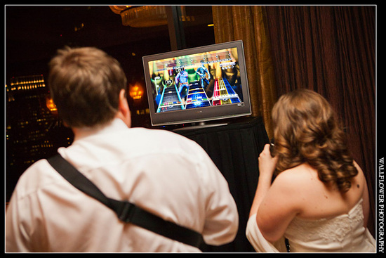 photo of Wedding Game On! Pixelated Perfection for Leveling Up Your Gamer I Do's