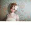 Classic-birdcage-bridal-veil-with-silk-flower.square