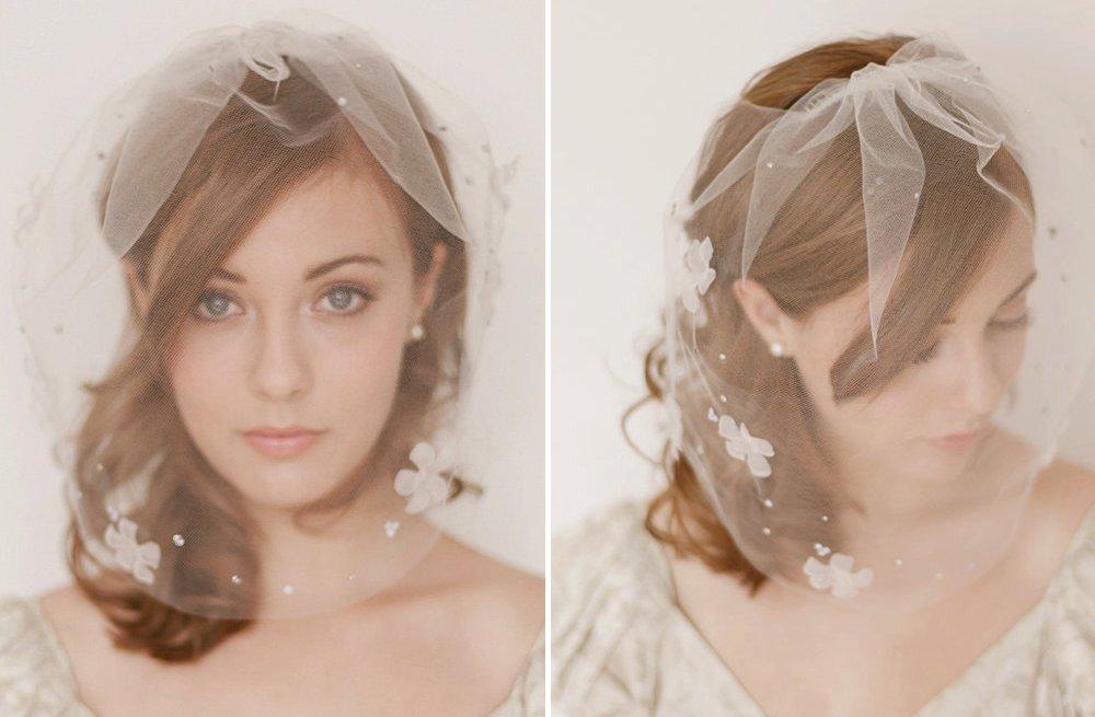 Classic-bridal-veil-birdcage-hair-accessory-floral-petals.full
