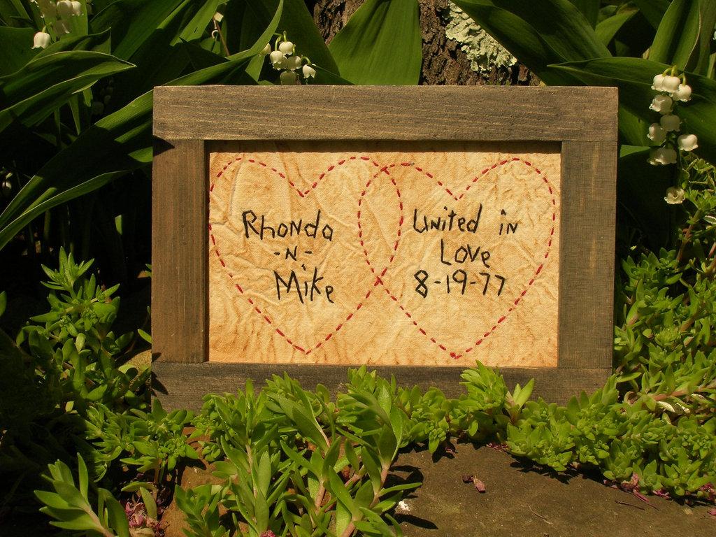 Unique-wedding-sign-handstitched-hearts.full