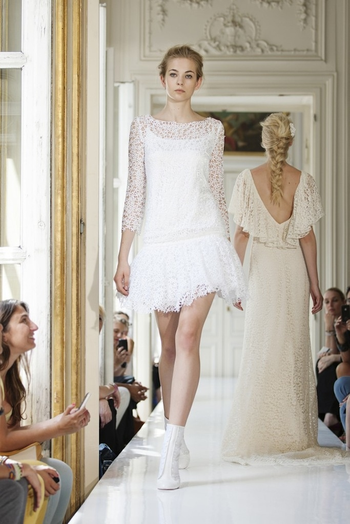 photo of Daring Sophistication: 2013 Dresses by Delphine Manivet
