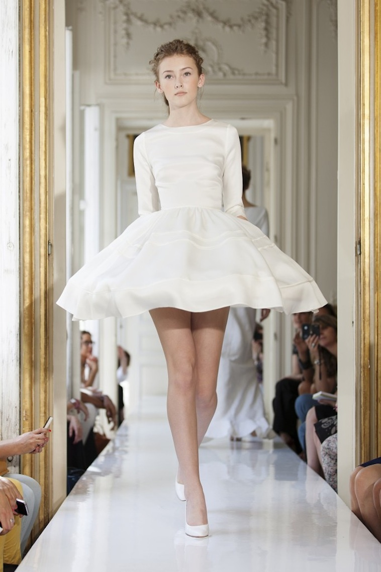 2013 Wedding Dress by Delphine Manivet French Bridal Alexis