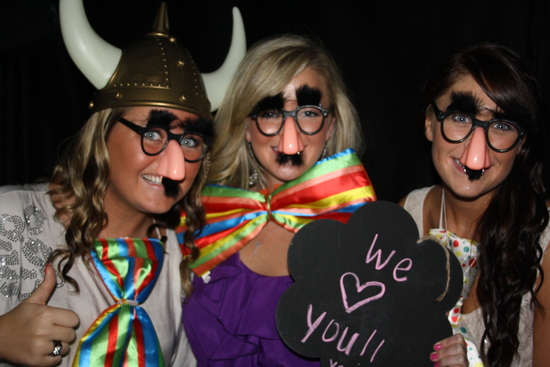photo of Peek-A-Booth Photo Booth Rental of Central KY