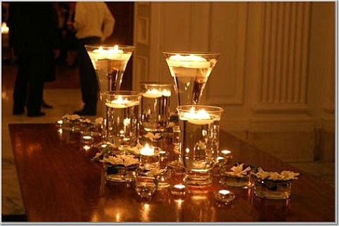 wedding-candle-centerpiece