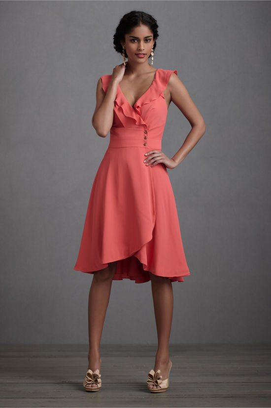 2013 Bridesmaid Dress Ideas BHLDN Frocks