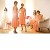 Mix-and-match-bridesmaids-in-coral.square
