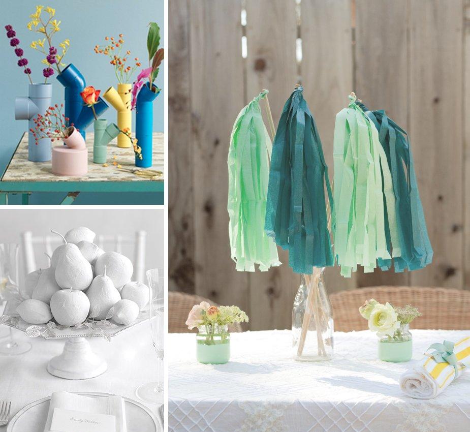 Unique Wedding Centerpieces Colorful And Fun