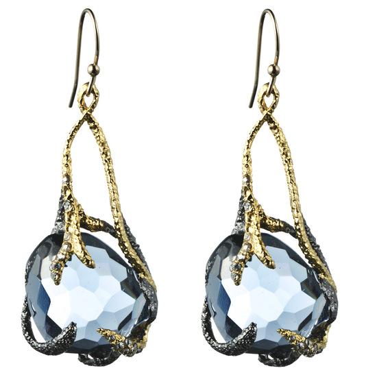 Something Blue for the Bride Alexis Bittar Earrings