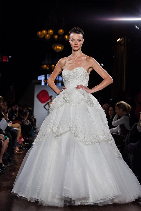 Austin Scarlett Wedding Dress 2013 Bridal AS19