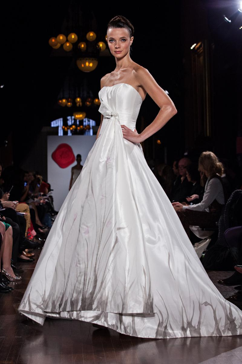 Austin Scarlett Wedding Dress 2013 Bridal AS07