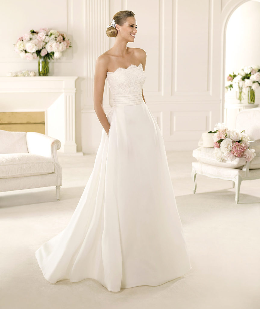 photo of Eye on 2013 Bridal Fashion: Two is Better than One