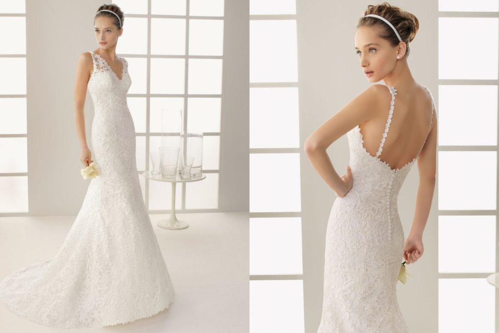 by Rosa Clara 2013 Wedding Dress Dakota